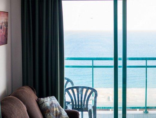 терраса Отель Magic Atrium Beach
