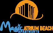 None-звездочный Апартаменты Magic Atrium Beach